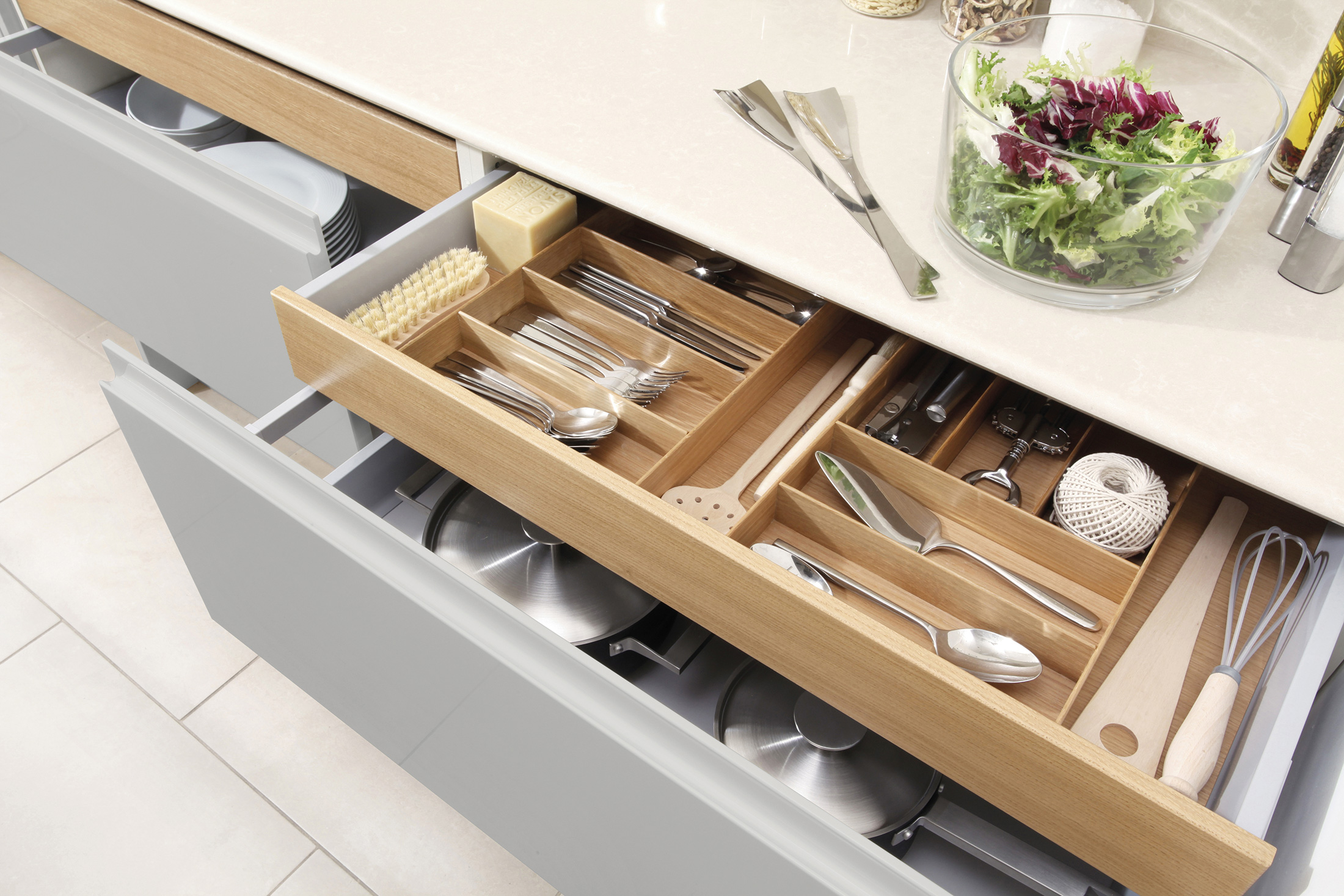 Drawer Storage Systems